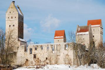 Burg in Nassenfels