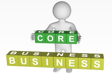 Cubes - 323 - CORE BUSINESS