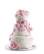 Wedding Cake Isolated On White Background - 29142792