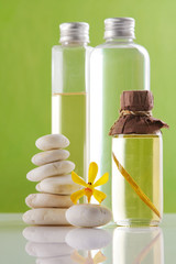 Spa Concepts, oil bottles