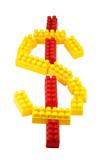 symbol dollar constructor poster