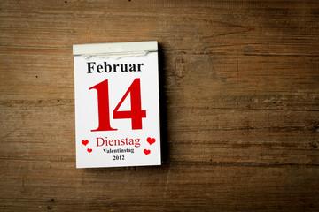 14 February 2012