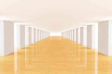 3d long room