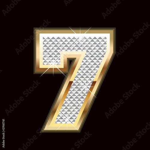 Bling number seven