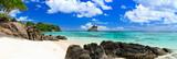 Perfect beach in Seychelles - Fine Art prints