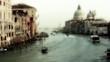 Difuminado desde el Puente de la Academia, Venecia