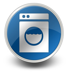 "Glossy Icon ""Laundromat"""