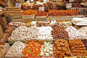 Turkish Delights & Desserts