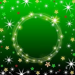 Hintergrund grün quadratisch