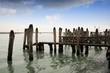 Burano, Venecia: puerto y pueblo