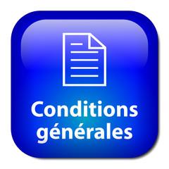 """Bouton """"CONDITIONS GENERALES"""" (utilisation vente termes contrat)"""