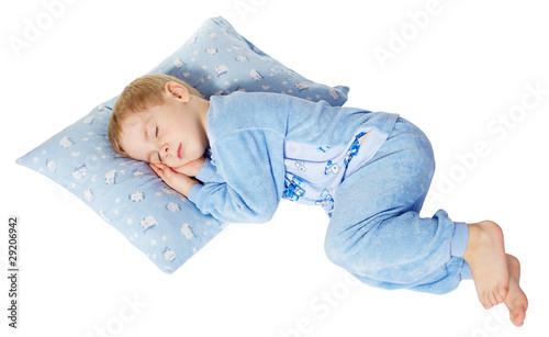sleeping little child - 29206942