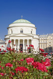 Fototapety Classical church in Warsaw. Poland.