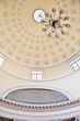 Classical dome. Church in Poland.