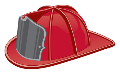 Firefighter's Helmet or Fireman's Hat