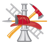 Firefighter Tools Logo