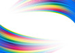 Rainbow colorful advertisement - 29215197