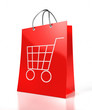 Shopping-Symbol