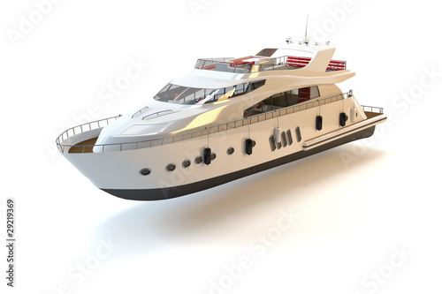 Luxury Yacht - 29219369