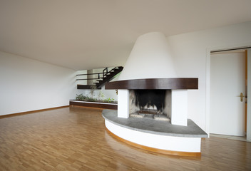 beauty interior of a modern house