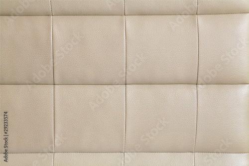 Foto op Plexiglas Leder Leder beige