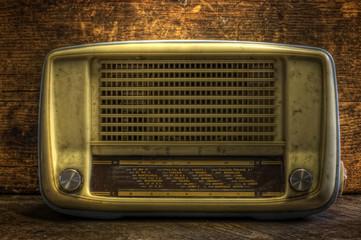Vecchia Radio - © Mezzalira Davide