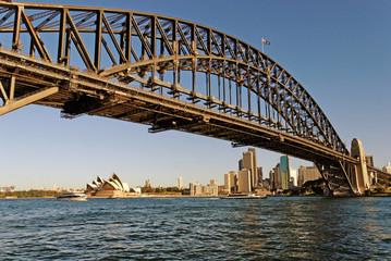 Architectural Detail of Sydney