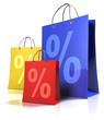 3 Einkaufstaschen %%%