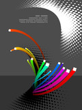 Fototapety abstract background, vector