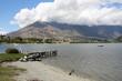 New Zealand - Wakatipu lake
