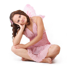 Cute fairy.