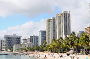 Waikiki Honolulu Hawaii