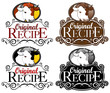 Original Recipe Seal / Mark / Icon. Cow Version