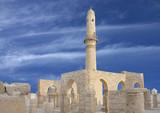 Restored Al Khamis Mosque, Bahrain poster