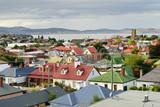 příměstská střech, hobart, tasmánie