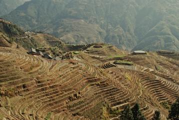 China - Longsheng rice terraces