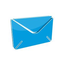 Briefumschlag 3d