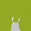 easter cute bunny