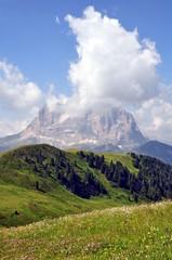 Langkofel Dolomiten