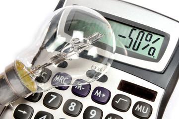 calcul d'économies d'énergie