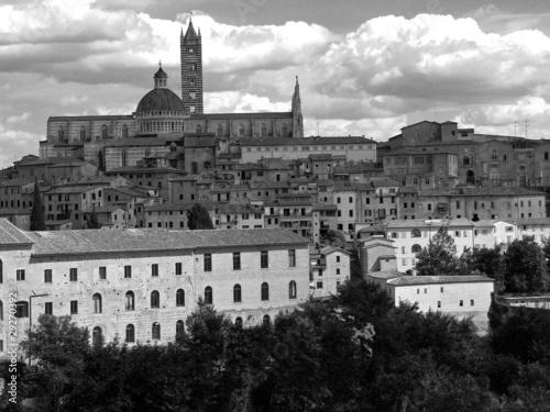 Foto op Canvas Milan Panorama di Siena