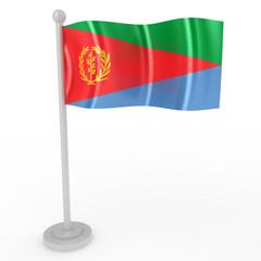 Flag of Eritrea