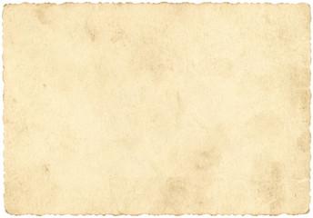 Old beige paper