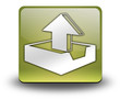"Yellow 3D Effect Icon ""Upload"""