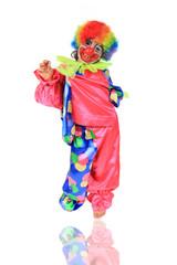 Petit clown...