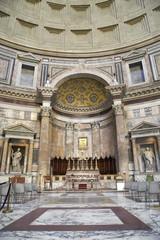 Pantheon Altar