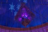 éclairage dans le centre commercial Venus Fort de Tokyo poster