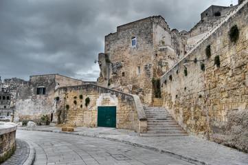 The Sassi of Matera. Basilicata.