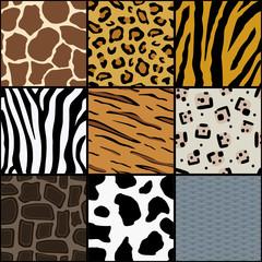 Seamless Animal Texture