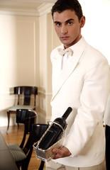 Hotel waiter